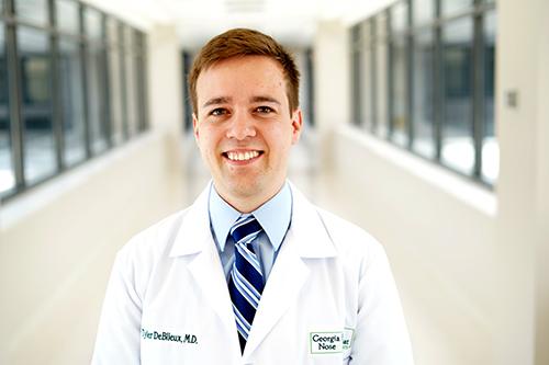 Tyler DeBlieux, MD