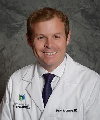 Daniel A.  Larson, MD