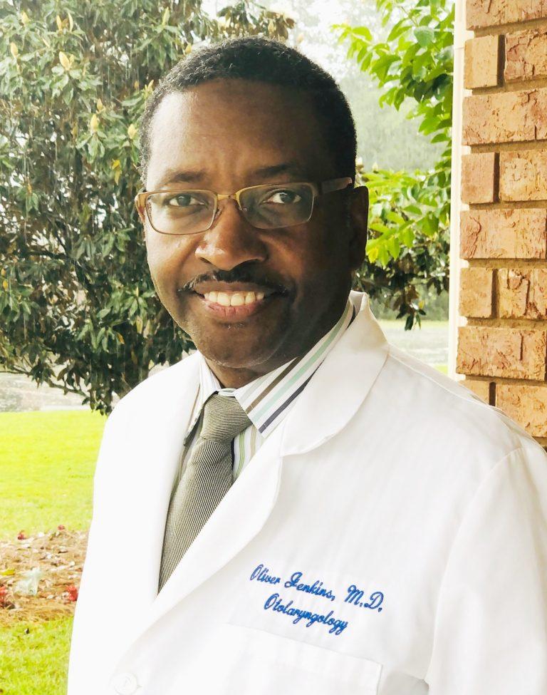 Oliver Jenkins, MD
